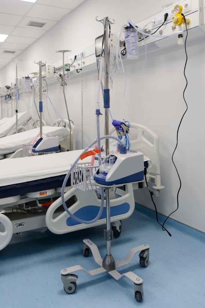 Υπερσύγχρονη συσκευή ροής οξυγόνου-Δωρεά ΕΛΠΕ στο ΑΧΕΠΑ