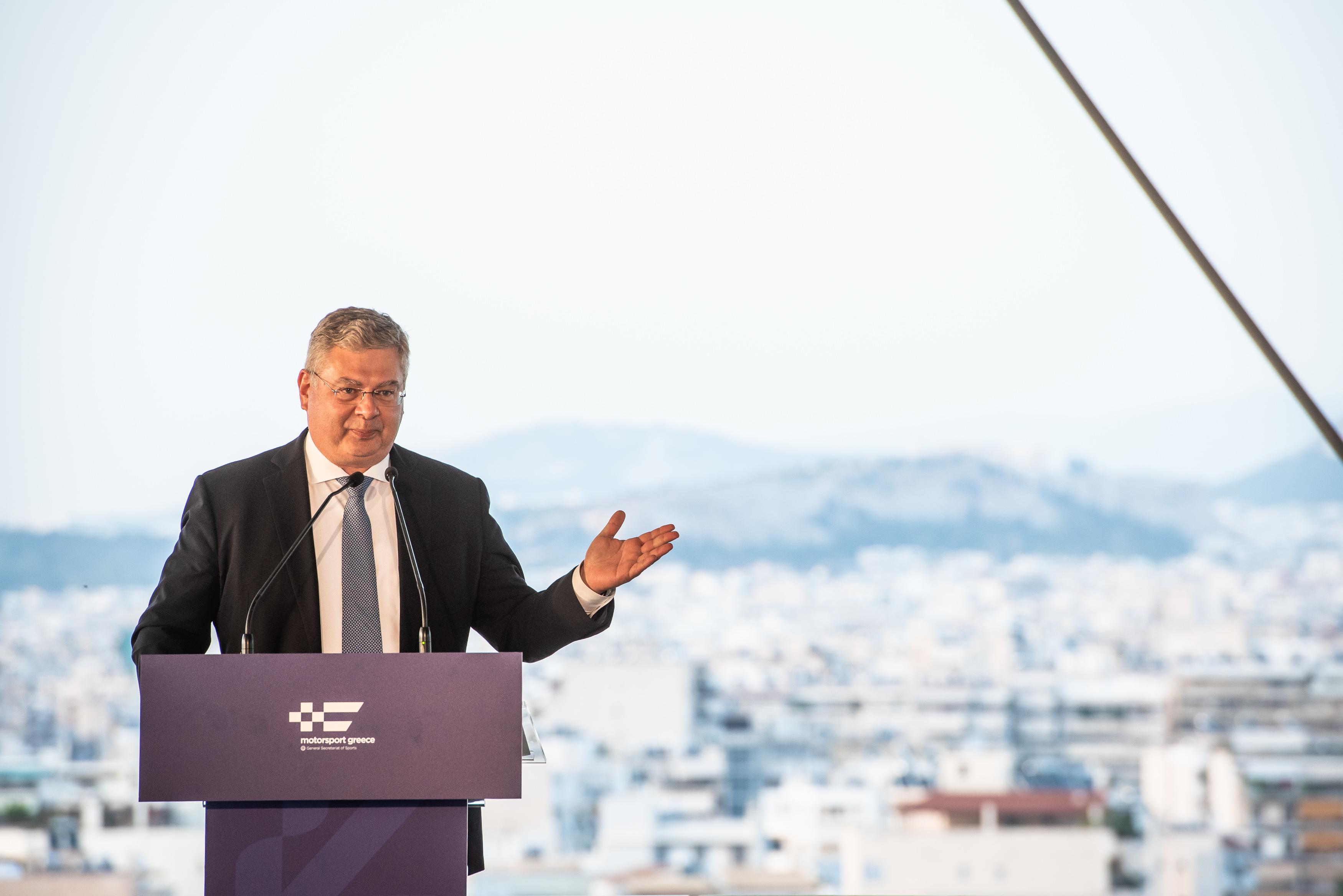 ANDREAS SHIAMISHIS;EKO RALLY ACROPOLIS 2021